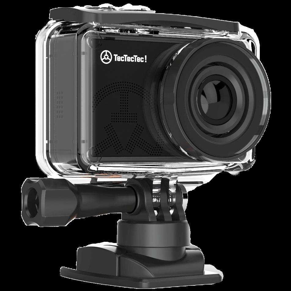 Caméra-action-sport-XPRO5-TecTecTec-caisson-étanche